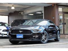 フォード マスタングエコブースト プレミアム ファストバック 2017モデル