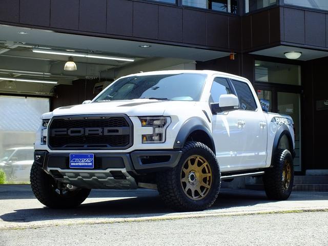 フォード ラプター 4WD アップルカープレイ METHOD20AW