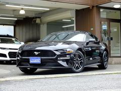 フォード マスタングエコブーストプレミアム 10AT アップルカープレイ