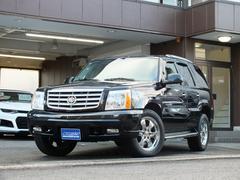 キャデラック エスカレードAWD ディーラー車 ナビ サンルーフ BOSEサウンド