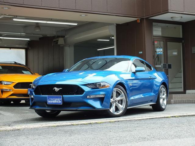 フォード GT プレミアム 10AT ファストバック Aクルーズ
