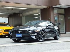 フォード マスタングエコブースト プレミアム ファストバック 10AT