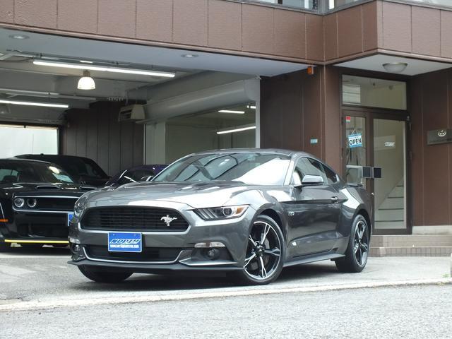 フォード GTプレミアム カリフォルニアスペシャル 新車並行 ワンオナ