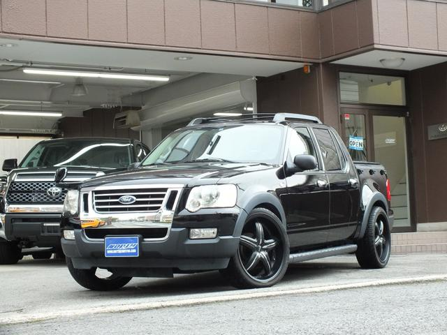 フォード XLT ローダウン
