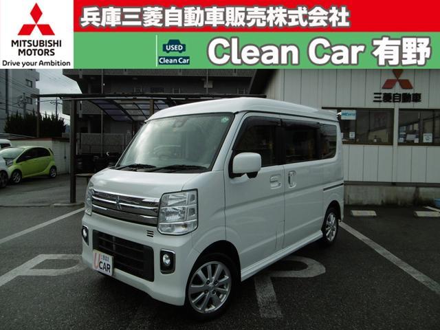 三菱 タウンボックス G 4WD ナビ バックカメラ
