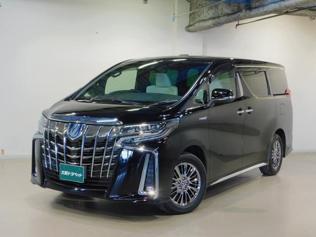 トヨタ エグゼクティブラウンジS トヨタ認定T-VALUE車