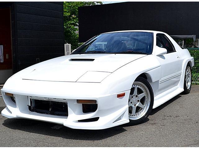 マツダ GT-X RマジックワイドボディーKIT 強化クラッチ