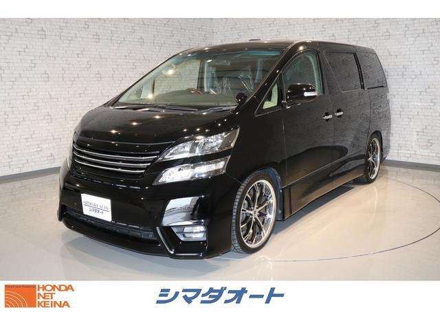トヨタ 2.4Z 社外HDDナビ フルセグ ETC 7人乗り ETC
