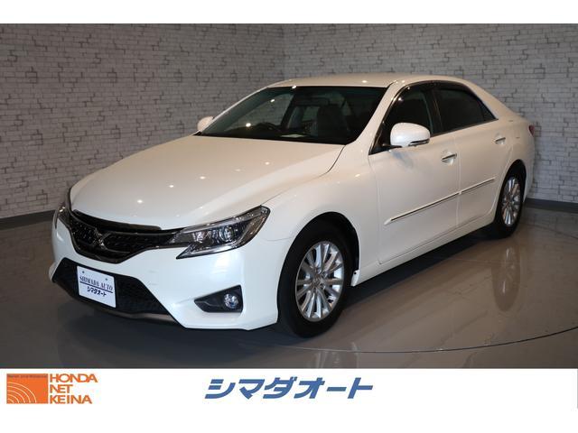 トヨタ 250G Sパッケージ 純正CDオーディオ ETC