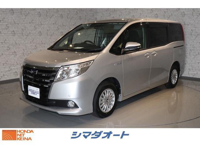トヨタ X 7人乗り 純正SDナビ NSZN-W64T フルセグTV