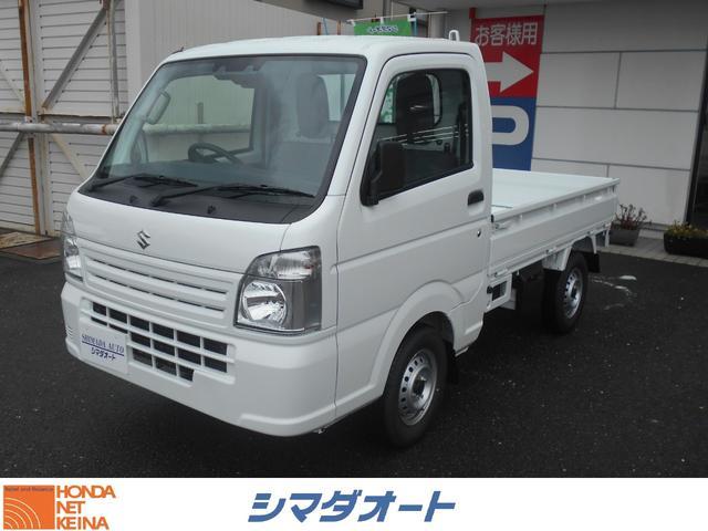 スズキ KCエアコン・パワステ セーフティS 4WD 5MT