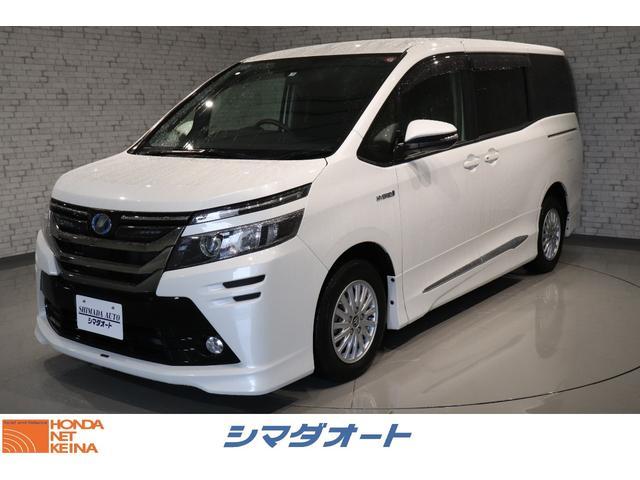 トヨタ ハイブリッドX 7人乗り 純正SDナビ NSZT-W64