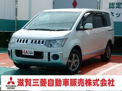 デリカD:5M 2WD SDナビ リアモニター 左電動スライド