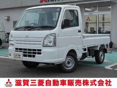 ミニキャブトラックM 4WD 3A/T 誤発進抑制機能 届出済未使用車