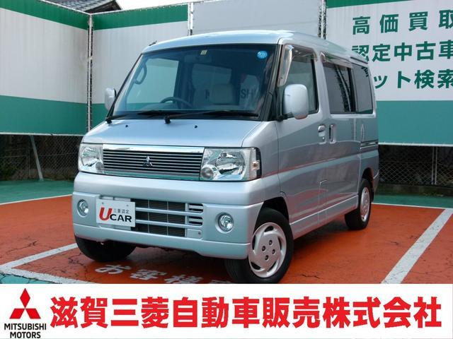 三菱 LX 4WD  軽ワンボックス 4A/T ワンオーナー