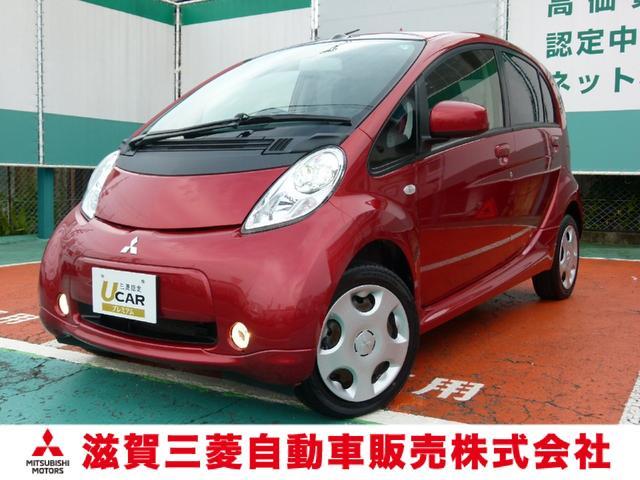 三菱 X 16kWh 小型乗用車 電気自動車 シートヒーター LEDヘッドライト