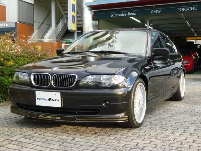 BMWアルピナ S アニバーサリー23 スイッチトロニック