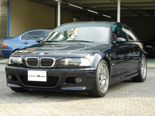 BMW M3クーペ左H6MT