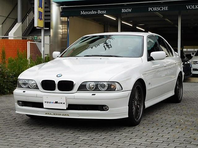 BMWアルピナ 3.3リムジン 後期モデル