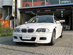 BMWM3クーペ 6MT 左H