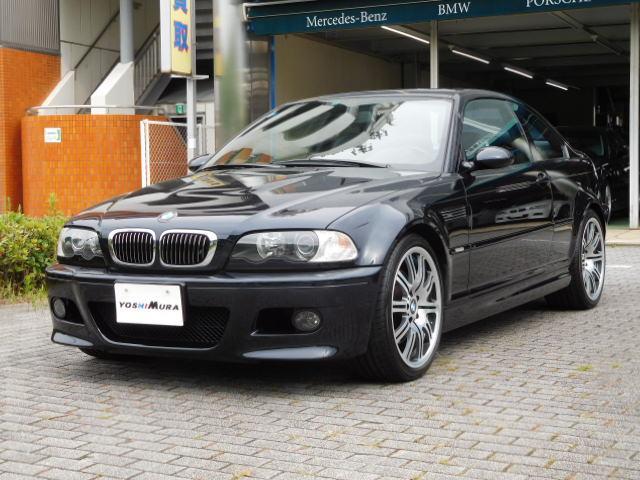 BMW M3クーペ 後期モデル 6MT