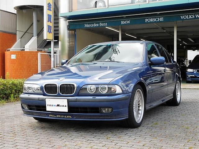 BMWアルピナ 3.3リムジン 5MT
