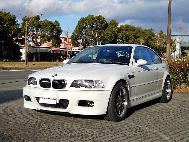 BMW M3クーペ 6MT 右ハンドル