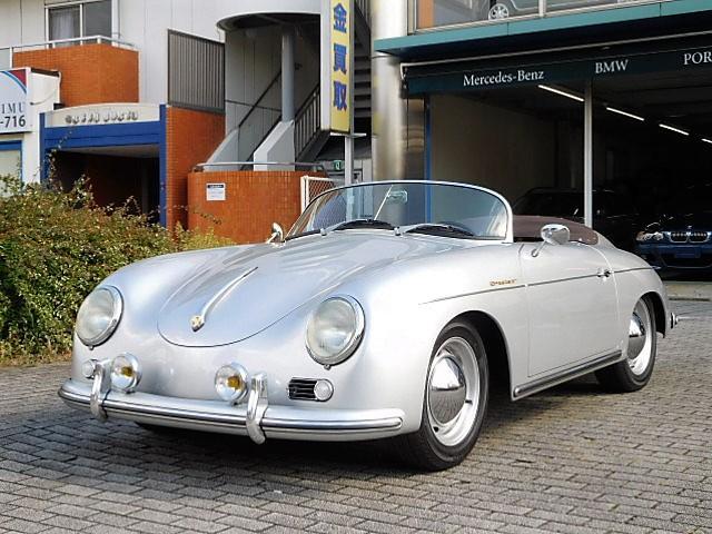 フォルクスワーゲン 356スピードスターレプリカ