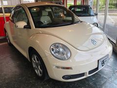 VW ニュービートルプライムエディション 特別仕様車/最終モデル/ワンオーナー