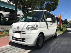タントX 軽自動車 4AT 保証付 AC 4人乗 CD MD