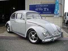 VW ビートルレストア済 外品マフラー FRバンパー交換済
