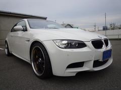 BMWM3クーペ MT S/R レザー