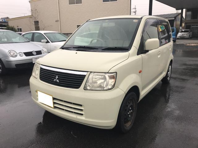 三菱 eKワゴン M キーレス ETC 電動格納ミラー ベンチシー...