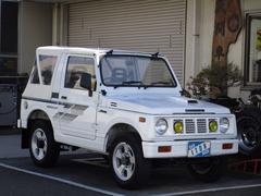 ジムニーインタークーラーターボ 4WD 幌新品