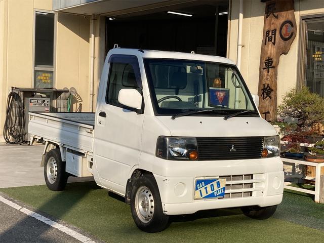 三菱  4WD 5MT エアコン パワステ