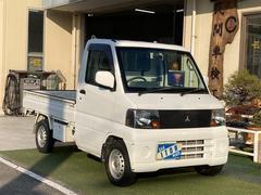 ミニキャブトラック 4WD 5MT エアコン パワステ