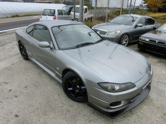 日産 スペックS車高調GT-RシートマフラーLSD