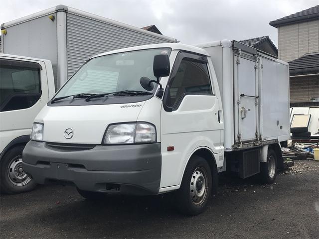 マツダ ボンゴトラック 0.85t 中温冷凍車 ハンドルトルコン AT エアコン