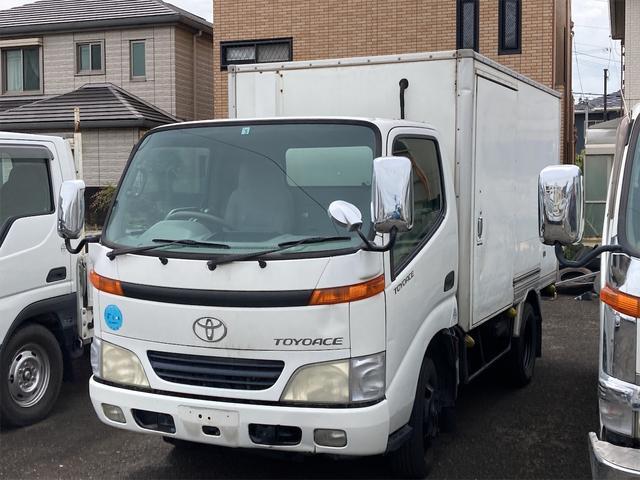 トヨタ トヨエース 2t 中温冷凍車