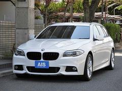 BMW523iツーリング Mスポーツパッケージ ナビTV ETC