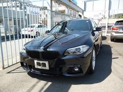 BMW523dツーリング Mスポーツ ディーゼルターボ ナビTV
