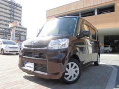 タントX SA 自動ブレーキ 電動スライドドア ワンオーナー ナビ
