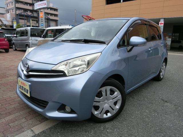 トヨタ レピス ワンセグメモリーナビ ETC CVT エアバッグ