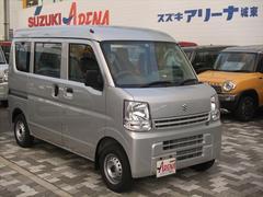 エブリイPAハイルーフ 軽自動車 4AT車 全国スズキ保証