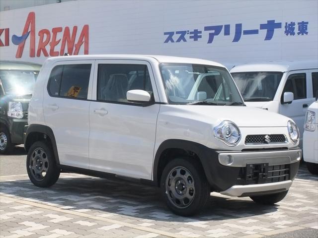 G ディスチャージライト 軽自動車 スズキ保証(1枚目)