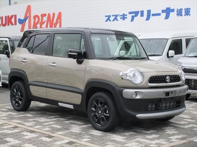 「スズキ」「クロスビー」「SUV・クロカン」「大阪府」の中古車