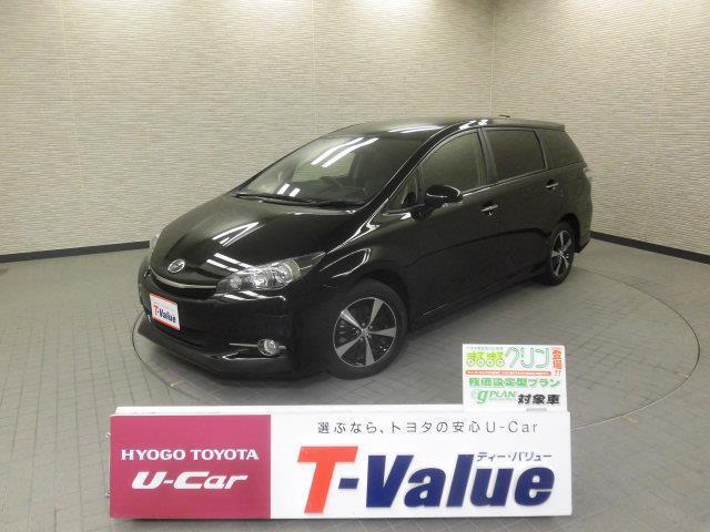 トヨタ 1.8Sモノトーン 純正アルミホイール バックモニター CD