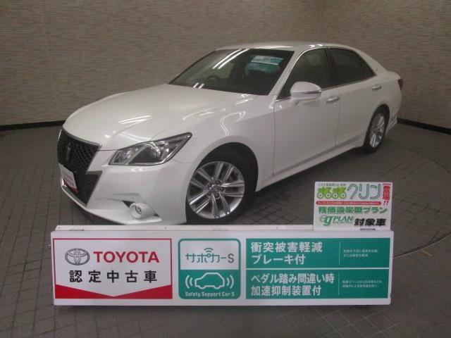 トヨタ 2.5アスリートS HDDナビ ETC バックモニター