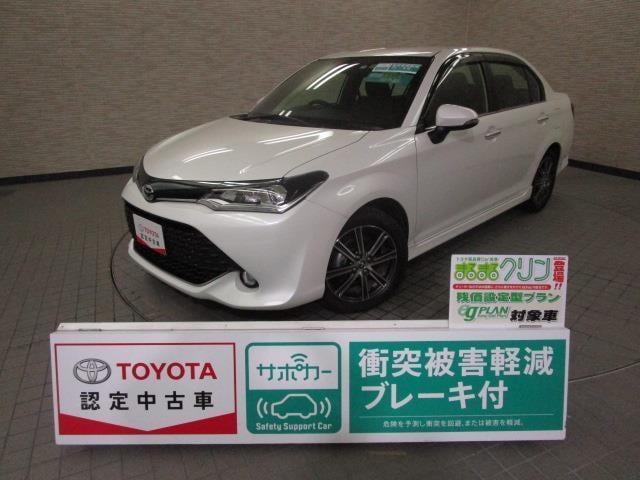 トヨタ 1.5G ダブルバイビー アイドリングストップ メモリーナビ