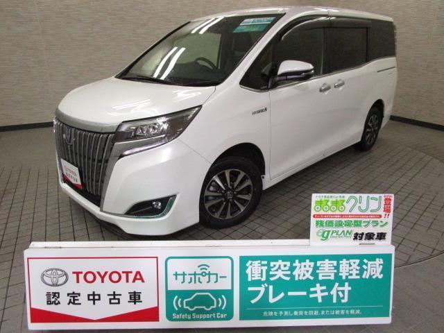 トヨタ ハイブリッドGi スマートキ- クルーズコントロール ABS